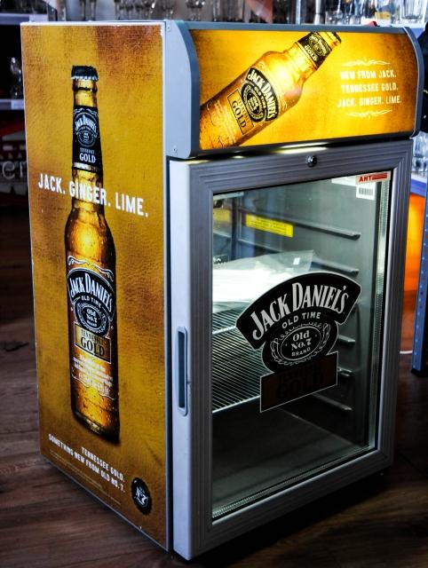 Krombacher Kühlschrank